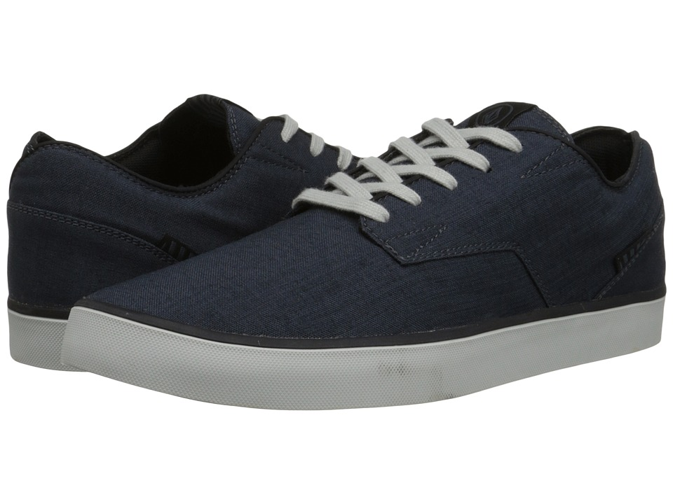 Volcom - Govna (Blue Black) Men