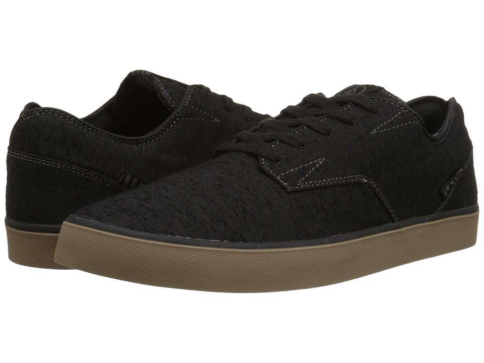 Volcom - Govna (New Black) Men