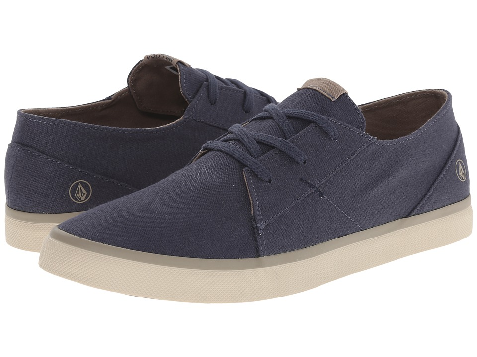 Volcom - Lo Fi 2 (Blue Black) Men's Lace up casual Shoes