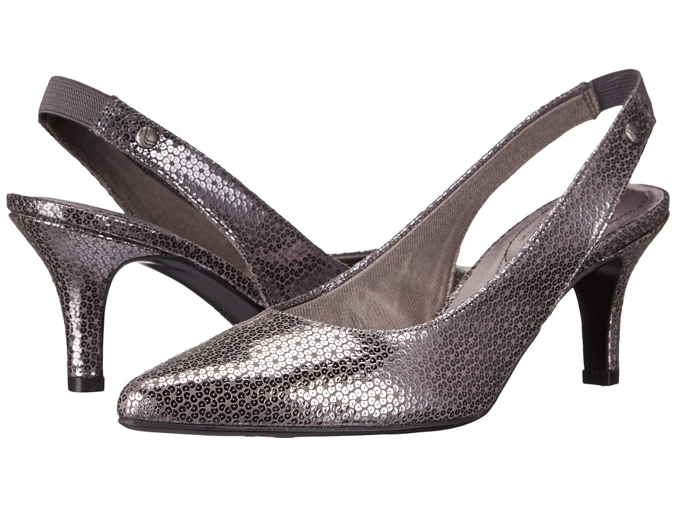 LifeStride - Shena (Pewter Daisy) High Heels