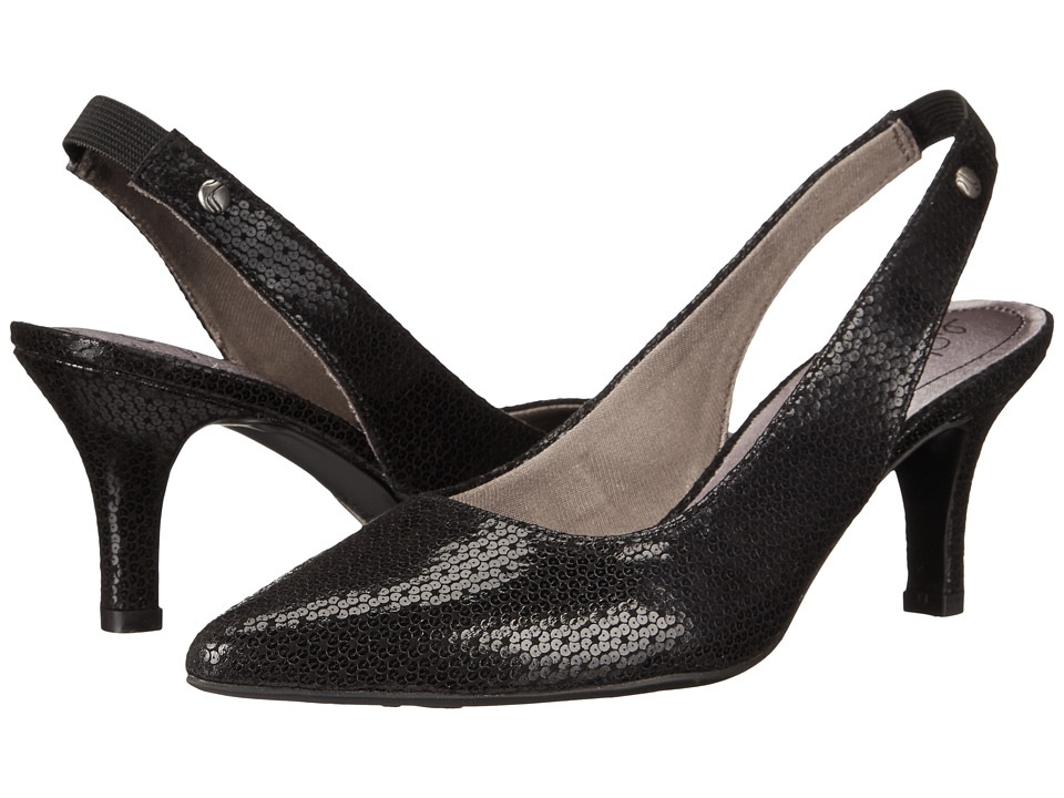 LifeStride - Shena (Black Daisy) High Heels