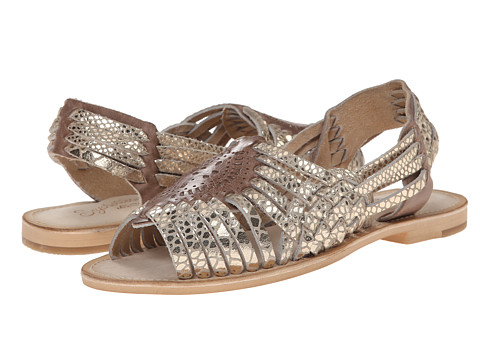 Seychelles - Square (Gold) Women's Dress Sandals