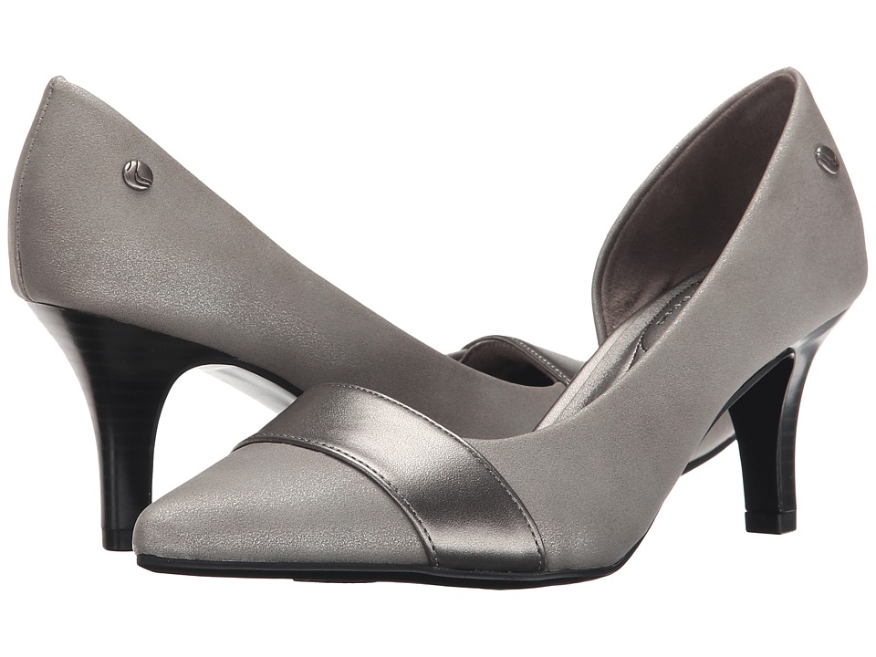 LifeStride - Stockard (Pewter Baiano) High Heels