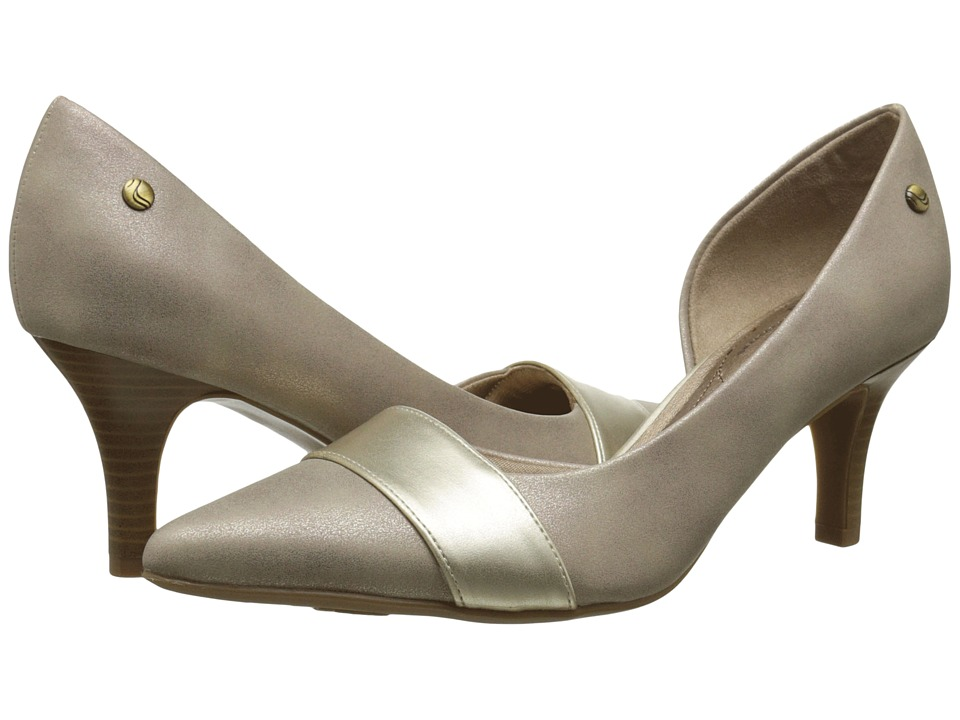 LifeStride - Stockard (Champagne Baiano) High Heels