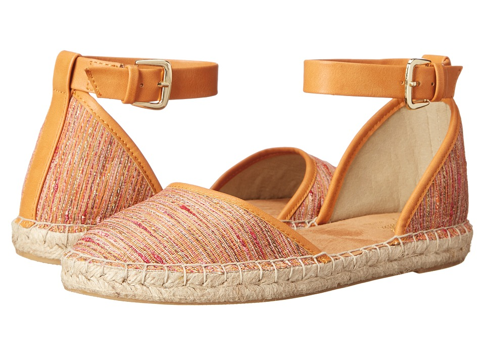 Seychelles Circle (Coral Stripped Fabric) Women