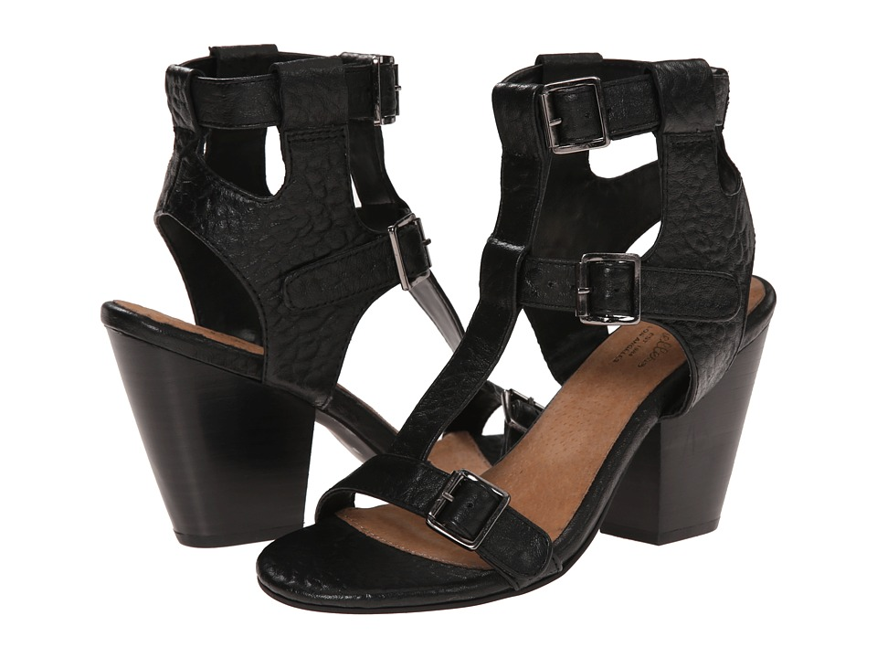 Seychelles - Electro (Black) High Heels