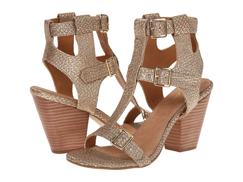 Seychelles - Electro (Gold) High Heels