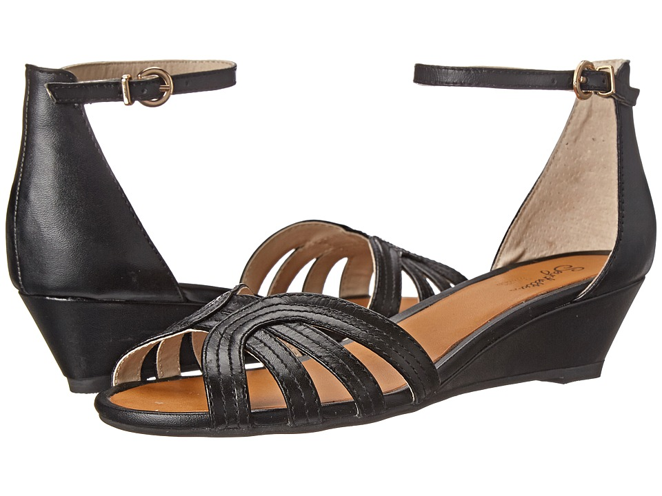 Seychelles - Break (Black) Women's Dress Sandals