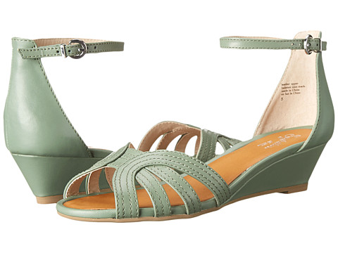Seychelles - Break (Seafoam) Women's Dress Sandals