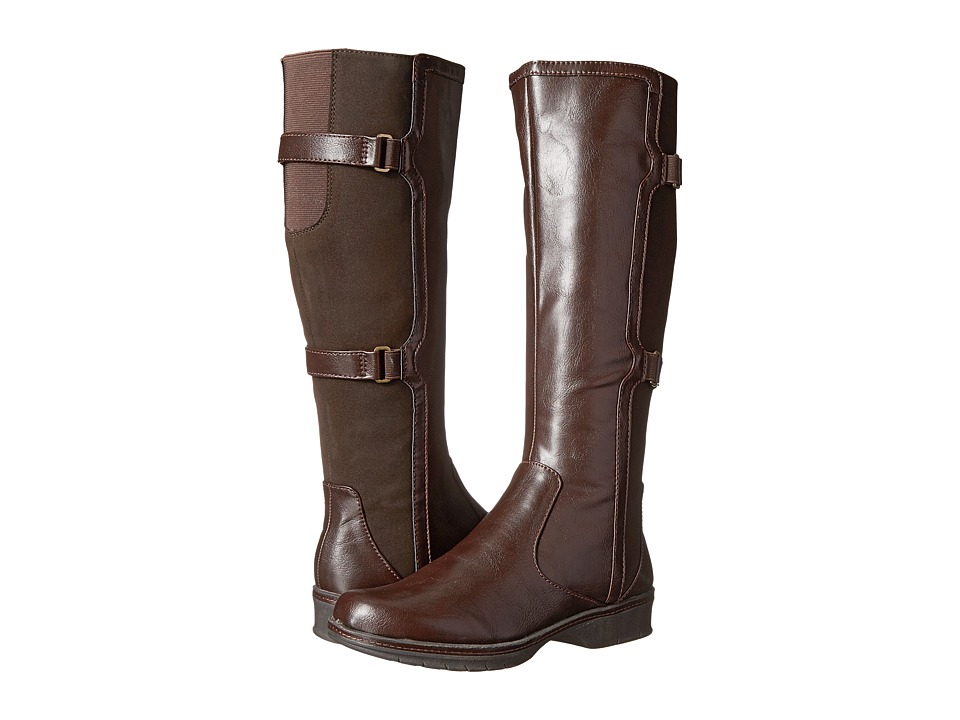 LifeStride Venture (Dark Chocolate) Women