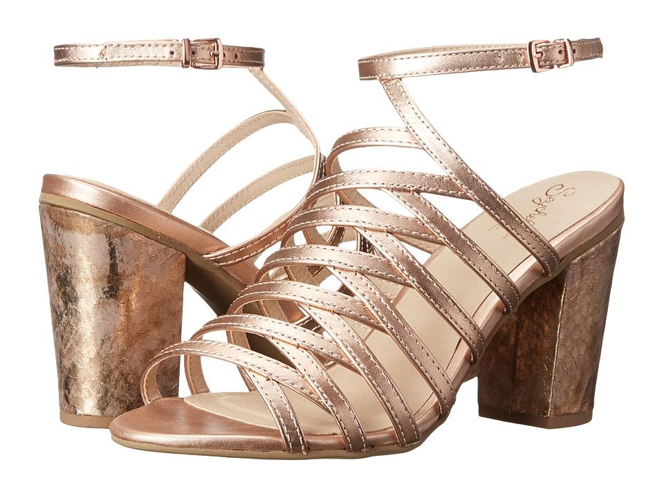 Seychelles - Highland (Rose Gold) High Heels