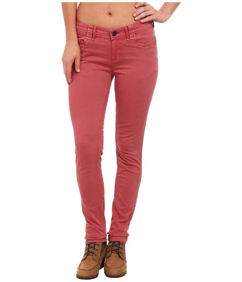 Aventura Clothing - Blake Skinny Jeans (Dusty Cedar) Women's Jeans