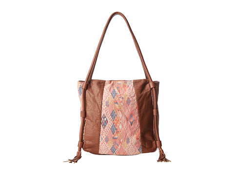 Billabong - Campin Lassen Shoulder Bag (Camel) Shoulder Handbags