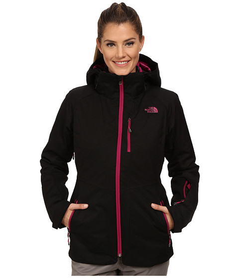 The North Face - ThermoBall Snow Triclimate Parka (TNF Black) Women