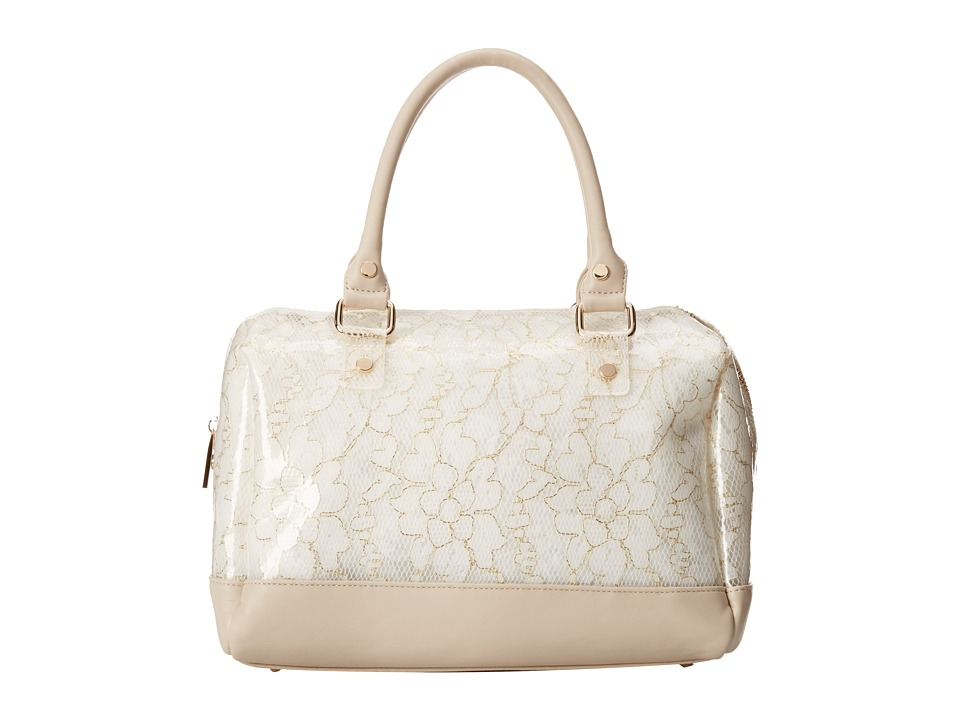 Deux Lux - Vera Duffel (Ivory) Duffel Bags