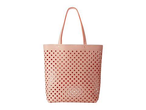 Deux Lux - Rae Tote (Peach) Tote Handbags
