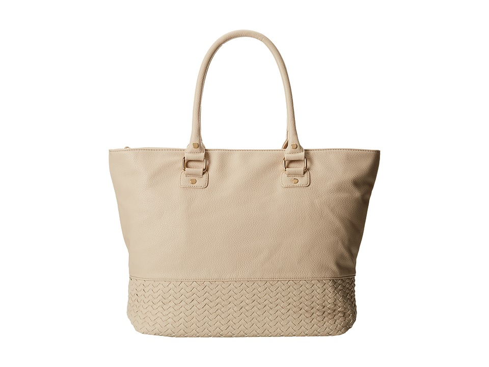 Deux Lux - Sunday Tote (Ivory) Tote Handbags