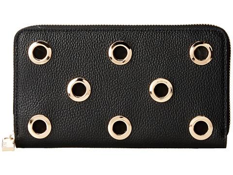 Deux Lux - Jackson Wallet (Black) Wallet Handbags