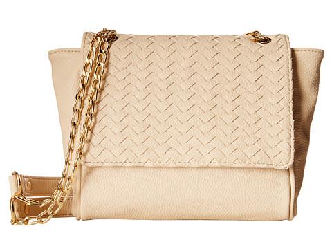 Deux Lux - Sunday Messenger (Ivory) Messenger Bags
