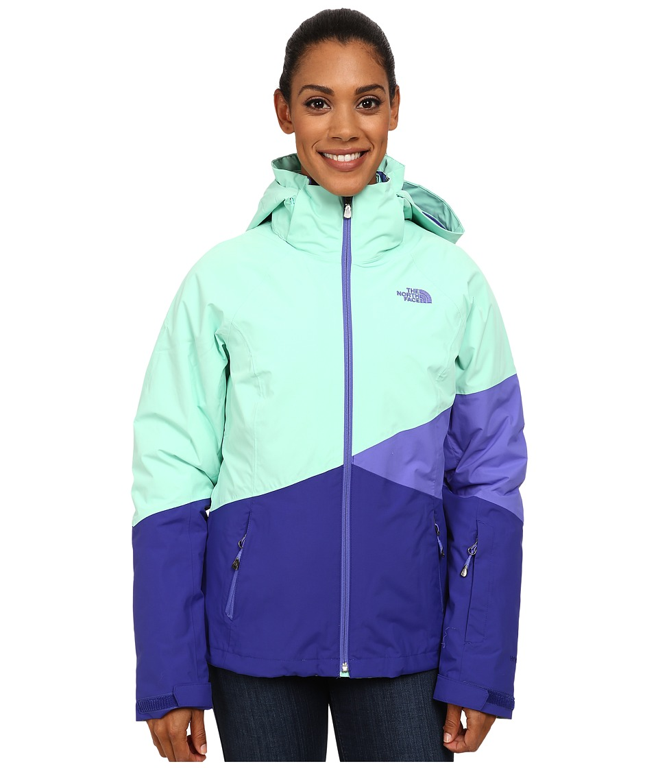 The North Face - Gala Triclimate Jacket (Surf Green) Women