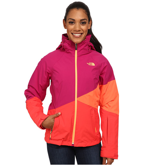 The North Face - Gala Triclimate Jacket (Dramatic Plum) Women's Coat