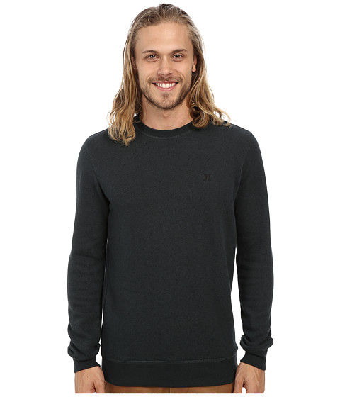 Hurley - Retreat Fleece Crew (Seaweed) Men