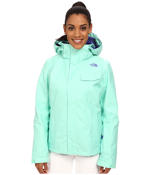 The North Face - Helata Triclimate Jacket (Surf Green) Women's Jacket