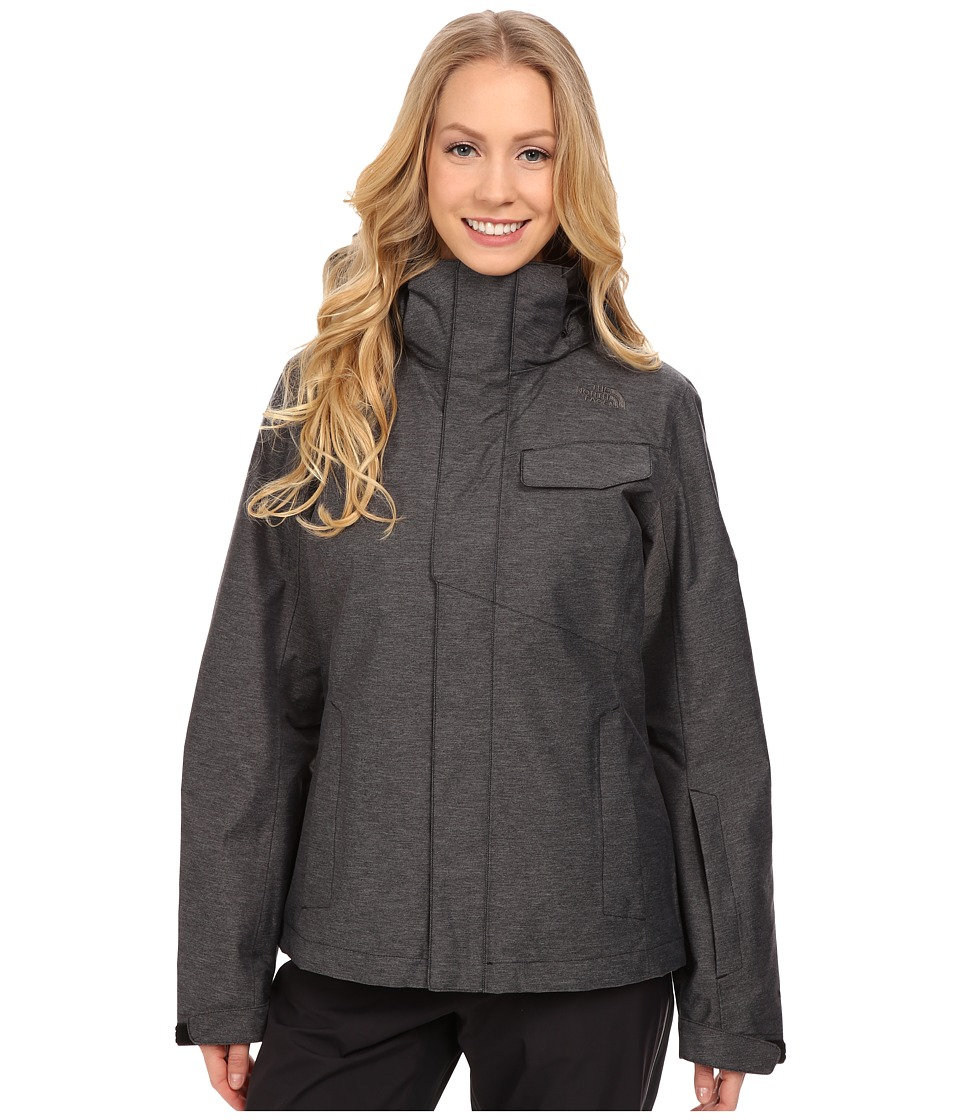 The North Face - Helata Triclimate Jacket (TNF Black) Women