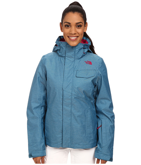 The North Face - Helata Triclimate Jacket (Juniper Teal) Women