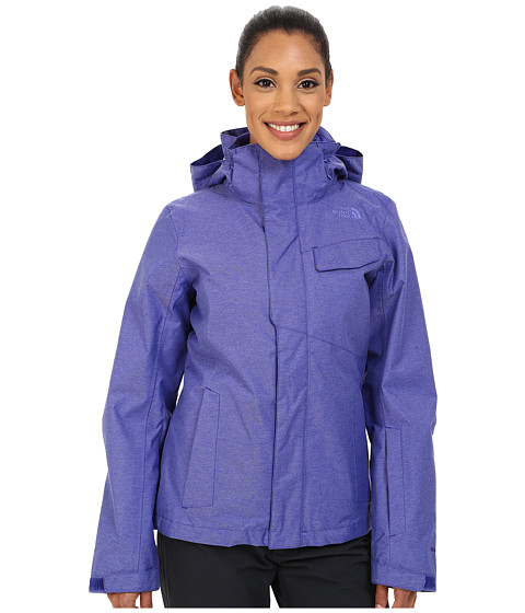 The North Face - Helata Triclimate Jacket (Lapis Blue) Women