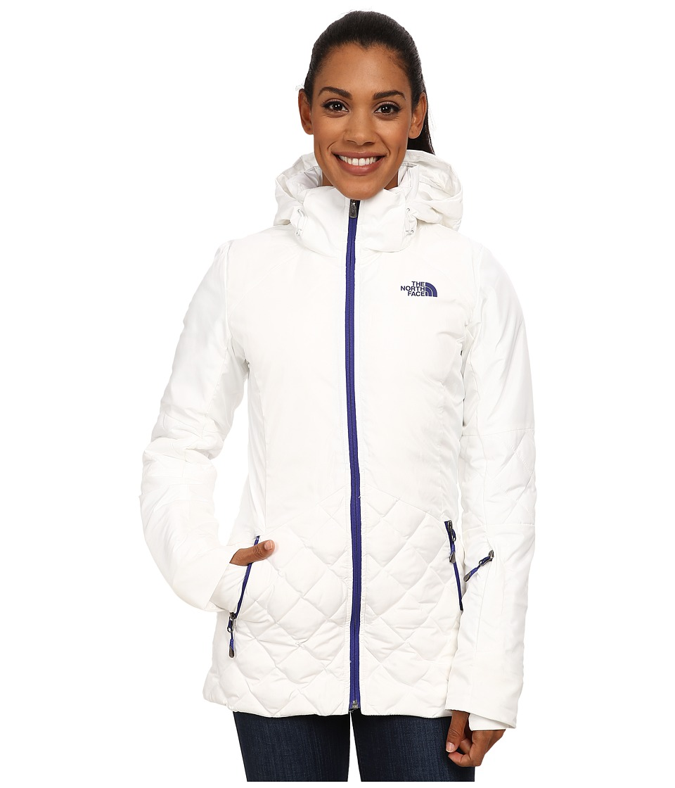The North Face - Caspian Jacket (TNF White) Women's Coat