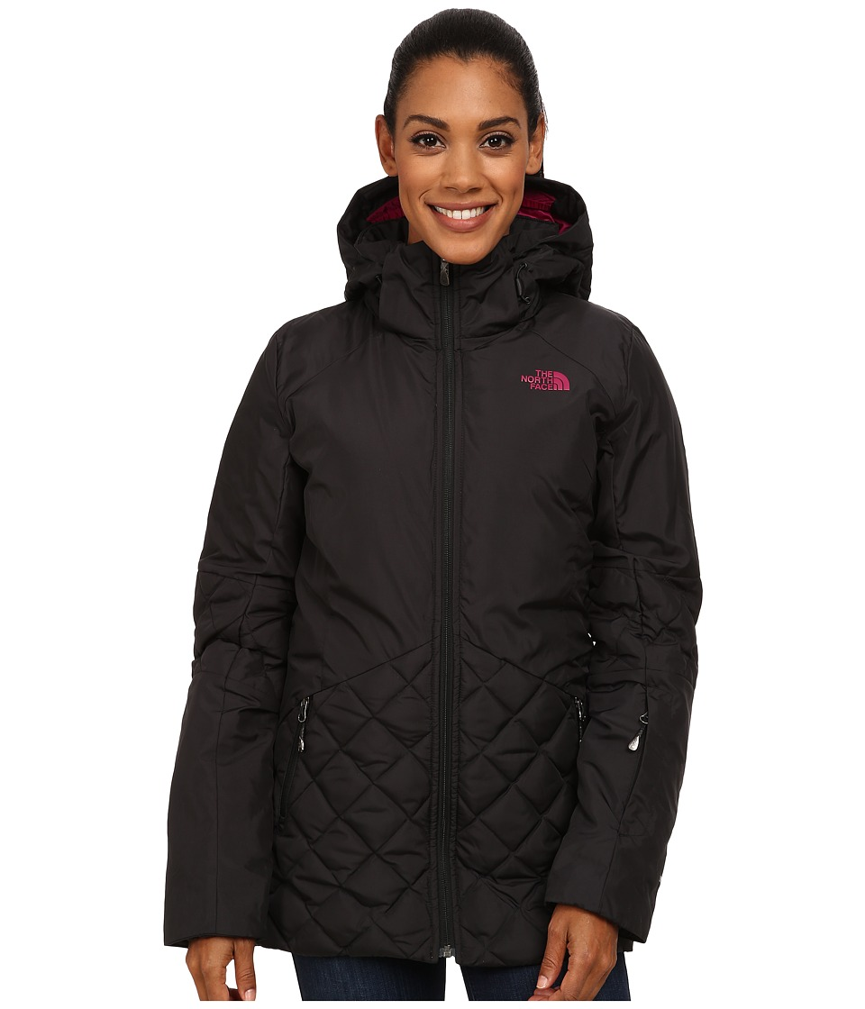 The North Face - Caspian Jacket (TNF Black) Women's Coat