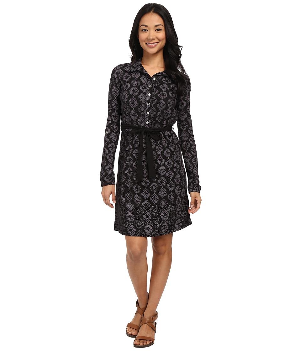 Aventura Clothing - Khaleesi Dress (Black) Women's Dress