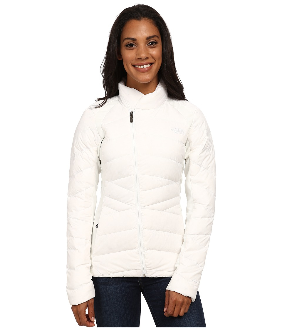 The North Face - Lucia Hybrid Down Jacket (TNF White) Women's Coat