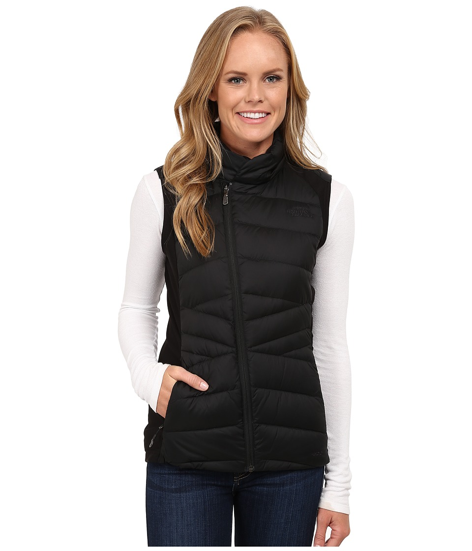 The North Face - Lucia Hybrid Down Vest (TNF Black) Women's Vest