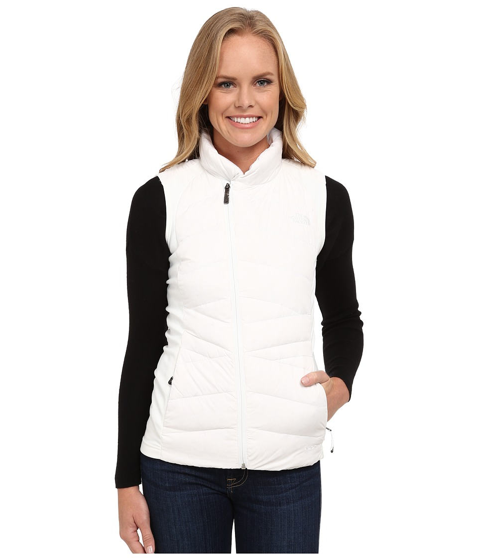 The North Face - Lucia Hybrid Down Vest (TNF White) Women