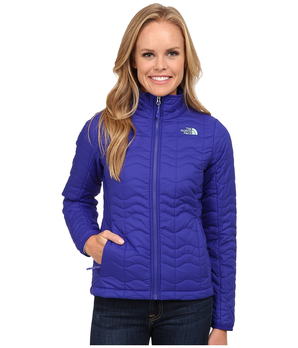 The North Face - Bombay Jacket (Lapis Blue) Women's Coat