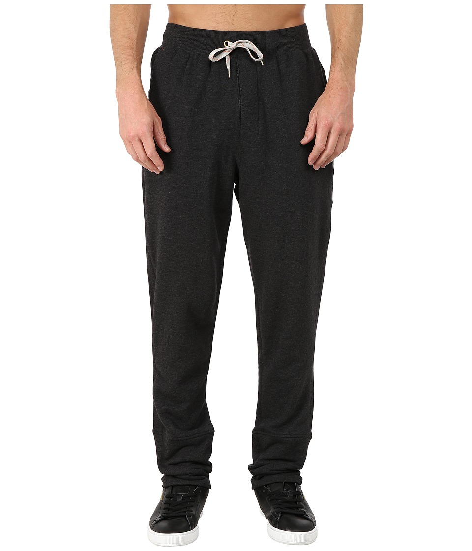 PUMA - Anwar Tripster Sweats (Dark Grey Heather) Men's Casual Pants