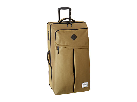Herschel Supply Co. - Parcel XL (Army/Black Rubber) Luggage