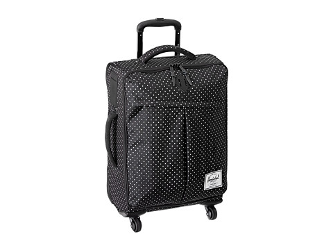 Herschel Supply Co. - Highland (Polka Dot/Black Rubber) Pullman Luggage
