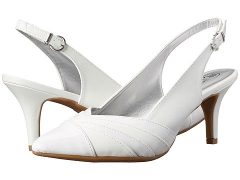 Mootsies Tootsies - Dove (White) Women's 1-2 inch heel Shoes