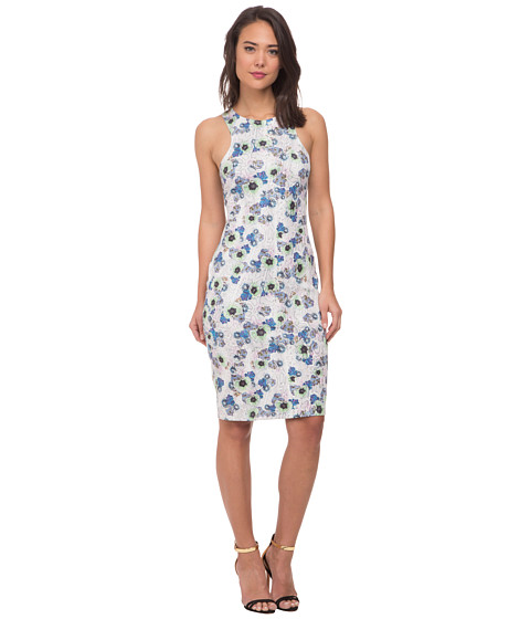 Whitney Eve - Blackberry Dress (Ditzy Python) Women's Dress