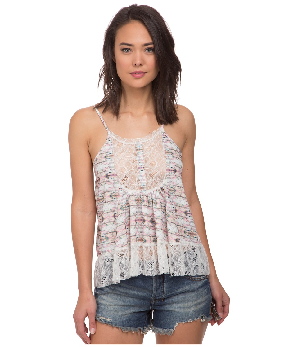 Whitney Eve - Bamboo Orchid Top (Pink Haze) Women's Clothing