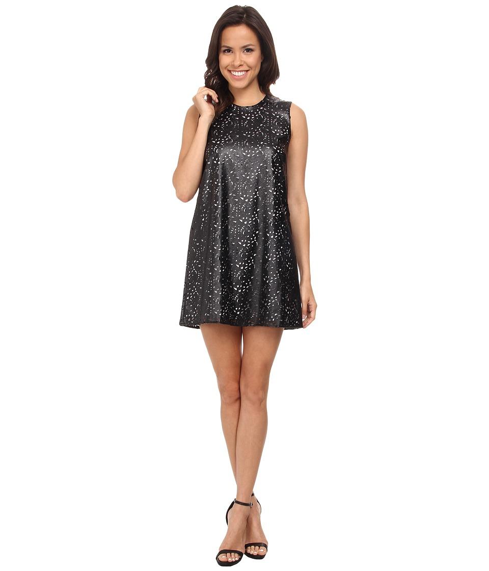 Whitney Eve Butterly Ginger Dress (Black) Women