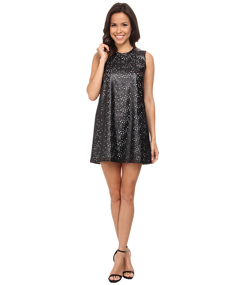 Whitney Eve - Butterly Ginger Dress (Black) Women's Dress
