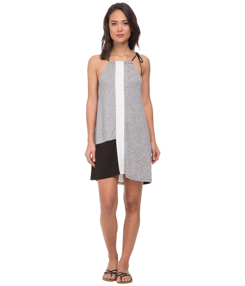 Whitney Eve - Currant Dress (Grey/Black) Women's Dress