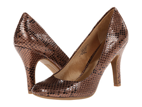Mootsies Tootsies - Ideall 3 (Bronze) High Heels