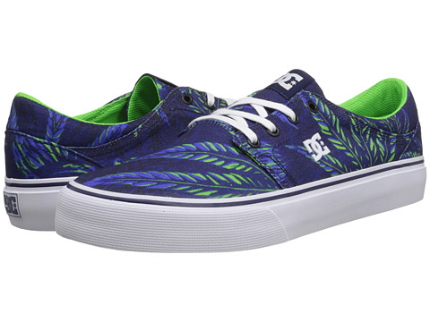 DC - Trase (Talent House Edition) (Midnight) Skate Shoes