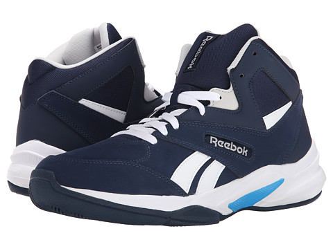 Reebok - Pro Heritage 2 (Navy/Blue/White) Men's Shoes