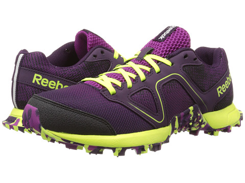 Reebok - Dirtkicker Trail II (Fierce Fuchsia/Royal Orchid/Black/Yellow) Women's Shoes